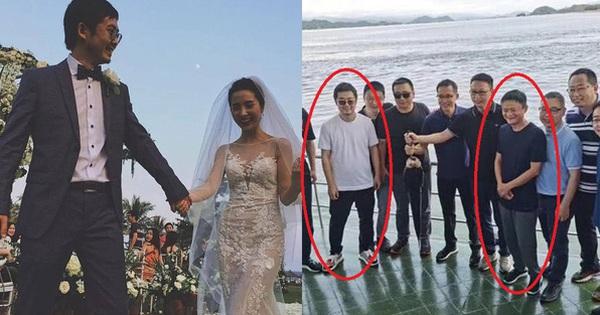 """Dư luận bức xúc khi chủ tịch Taobao vừa du lịch cùng Jack Ma với hình ảnh mập mạp hơn trước và """"kẻ thứ 3"""" bị nghi đang mang thai"""