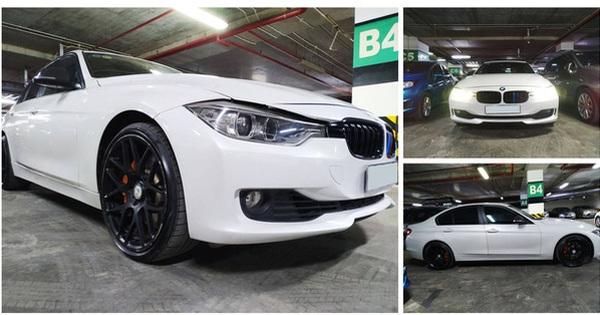 Sau 100.000km, chủ nhân BMW 3-Series bán xe giá hơn 700 triệu, riêng tiền độ tốn 263 triệu đồng