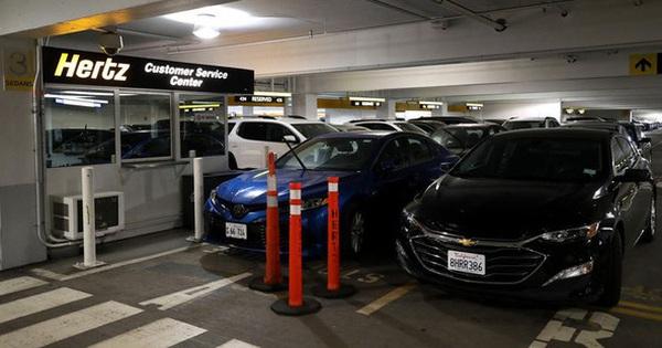 Đại gia làng thuê xe Mỹ phá sản, không ít thương hiệu lớn lao đao