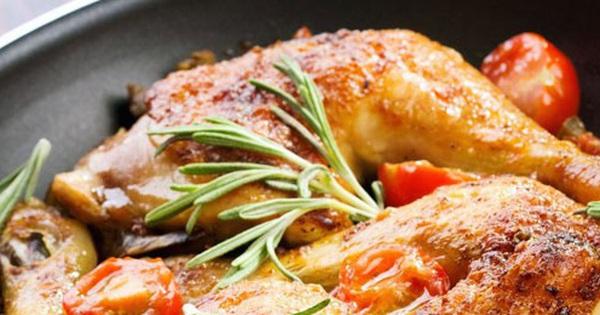 Ăn da gà có hại cho sức khoẻ?