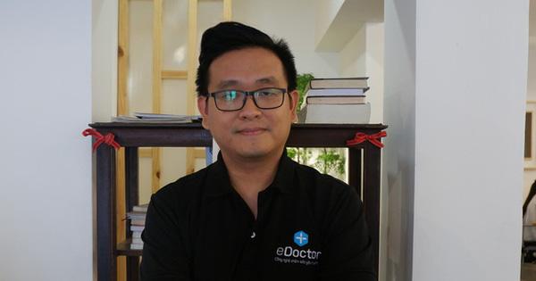"""Giữa đại dịch Covid-19 vẫn gọi được vốn hơn 1 triệu USD, startup eDoctor tham vọng trở thành """"trợ lý sức khỏe"""" của người dân Việt Nam"""