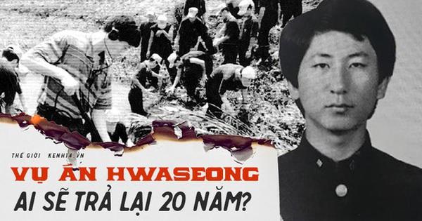 Bi kịch oan sai từ vụ án giết người hàng loạt chấn động lịch sử Hàn Quốc: 20 năm ngồi tù chịu khổ cực, rồi đột nhiên hung thủ thực sự thú tội