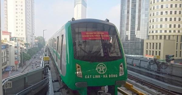 Lộ lý do chưa thể tái khởi động đường sắt Cát Linh - Hà Đông