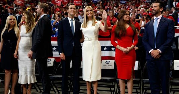 Lý do các con của Tổng thống Trump có vai trò quan trọng trong tái tranh cử