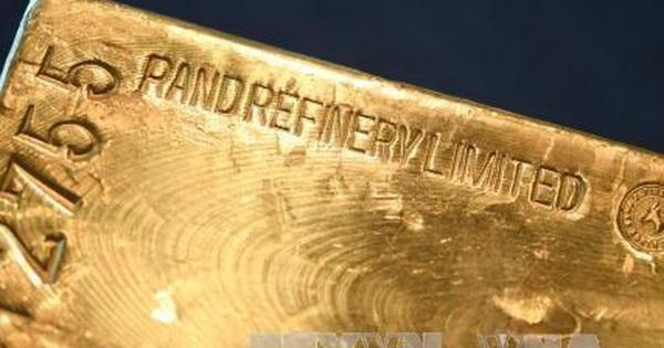 Giá vàng bật tăng, USD quay đầu giảm mạnh