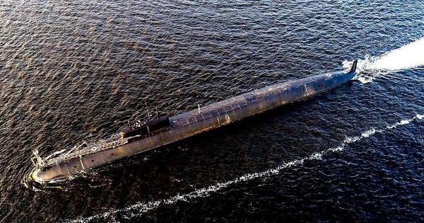 """Hải quân Nga """"như hổ mọc thêm cánh"""" với tàu ngầm uy lực nhất thế giới"""