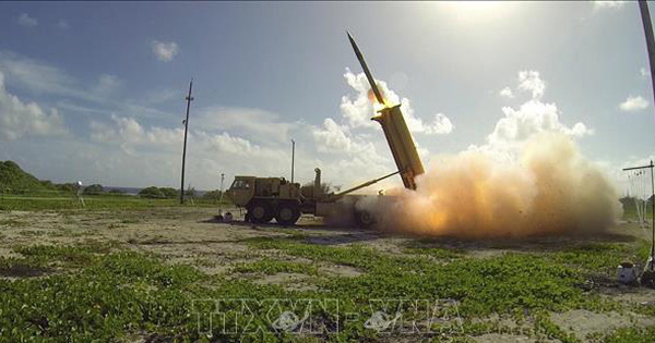 Mỹ - Hàn thay thế tên lửa đánh chặn mới trong hệ thống phòng thủ THAAD
