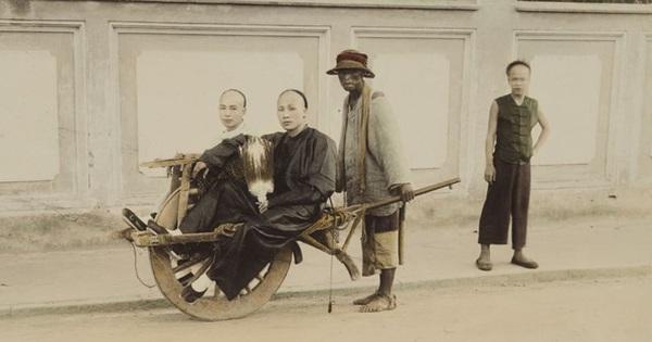 Loạt ảnh triều nhà Thanh nửa cuối thế kỷ 19: Khoảng cách giữa giới thượng lưu, trung lưu và bình dân khiến người xem phải ngỡ ngàng