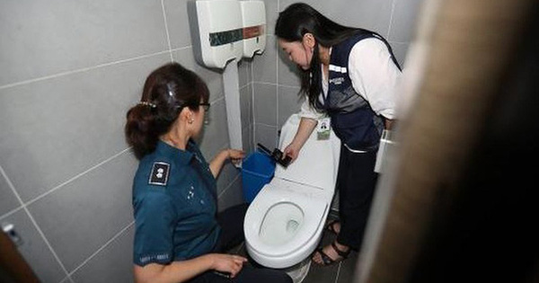 Tìm thấy camera quay lén trong nhà vệ sinh nữ ở trụ sở đài truyền hình lớn KBS, nơi nghệ sĩ nổi tiếng thường lui tới