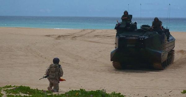 Căn cứ quân sự đóng vai trò đặc biệt ở Hawaii của Mỹ