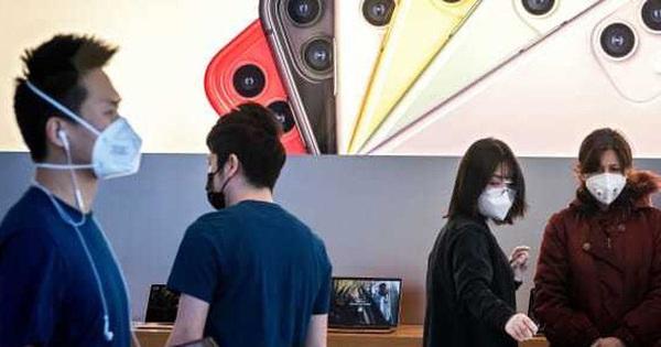 Apple giảm giá iPhone tại Trung Quốc để kích cầu