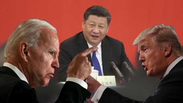 """""""Chảo lửa"""" so găng của Trump-Biden tiết lộ lý do khiến Trung Quốc được dịp thở phào"""