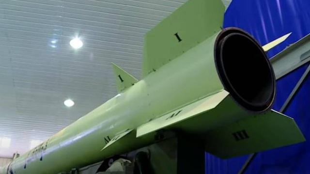 Iran trình làng tên lửa đạn đạo mới có khả năng tiêu diệt tàu sân bay