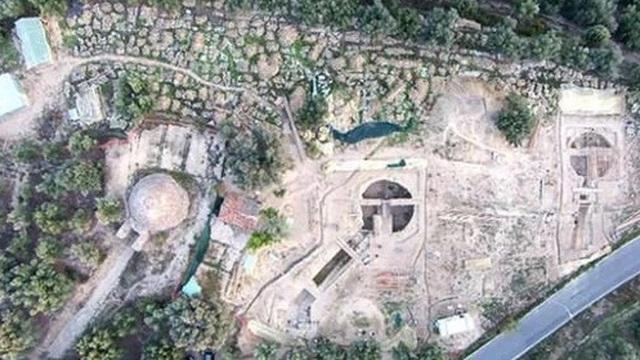 Sốc với cổ mộ chứa đầy vàng bạc, châu báu có 1-0-2 trên thế giới