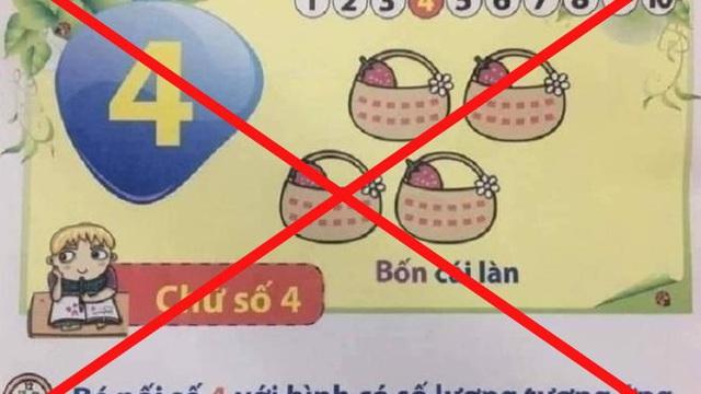 GS Trần Đình Sử: Ảnh 'bốn cái làn' trong sách Tiếng Việt lớp 1 là bịa đặt