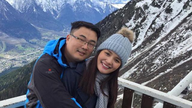 Chân dung ông xã Trung Quốc của Hoa hậu đẹp nhất châu Á Hương Giang