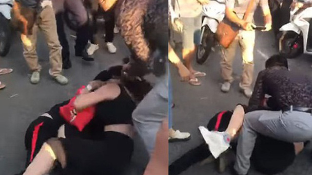 """Vụ đánh ghen """"có chồng thì phải biết giữ"""" trên phố Hà Nội: 3 nhân vật chính trong clip lên tiếng làm sáng tỏ"""