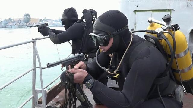 """""""Ma trận"""" phòng thủ bảo vệ căn cứ hải quân Nga ở Syria: Có một lực lượng rất đặc biệt"""