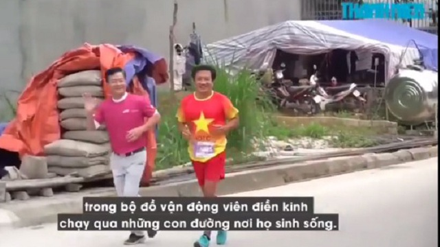"""Ông Đoàn Ngọc Hải: Chặng marathon ở Mèo Vạc là đường chạy rất """"khó nhằn"""""""