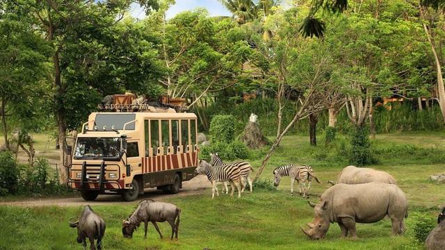Quảng Ninh xây Vinpearl Safari rộng 1.135 ha ở Hạ Long