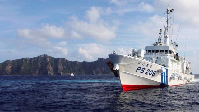 Trung - Nhật lại căng thẳng ở Hoa Đông