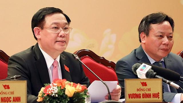 Bí thư Hà Nội nói về việc sắp xếp nhân sự khóa mới