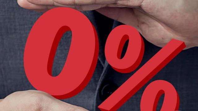 Việt Nam đã có mức lãi suất mấp mé 0%/năm