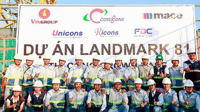 Từ việc Coteccons 'đổi tướng', nhìn lại ngành xây dựng Việt Nam: Ricons nhanh chóng đứng Top 3, tạo thế chân vạc lợi nhuận cùng 2 anh cả Coteccons và Hoà Bình