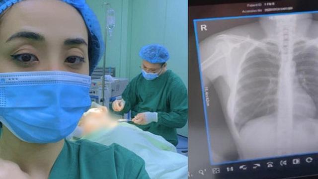 Bạn trai chuyển giới phẫu thuật cắt vòng 1, Miko Lan Trinh túc trực trong phòng mổ động viên suốt 2 tiếng