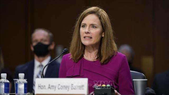 Phiên điều trần ứng cử viên Thẩm phán Tòa án Tối cao Mỹ xoáy vào nhiều vấn đề nóng