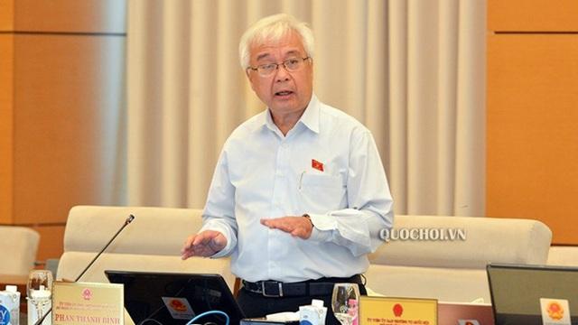 Trong báo cáo gửi Thường vụ Quốc hội về giáo dục, có vấn đề liên quan SGK Tiếng Việt lớp 1 - bộ Cánh Diều