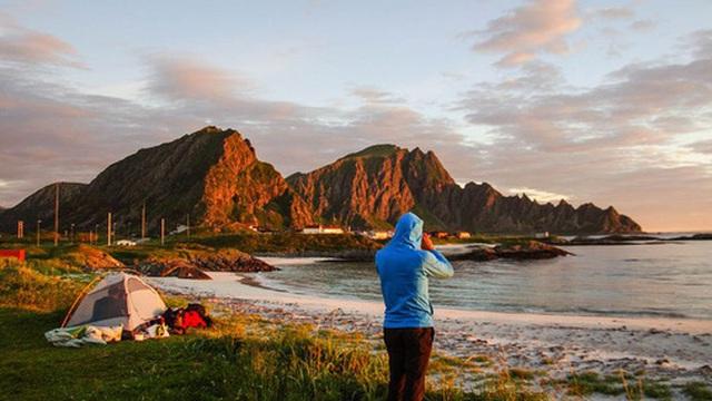 Triết lý 'sống ngoài trời, gần thiên nhiên' giúp người Na Uy có sức khỏe đáng ngưỡng mộ