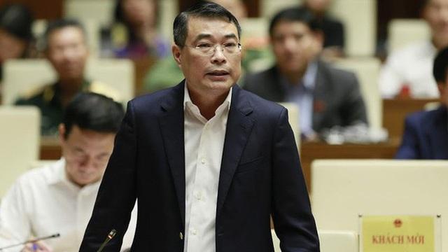 Cho ý kiến việc phê chuẩn miễn nhiệm Thống đốc Ngân hàng NN Lê Minh Hưng và Bộ trưởng Chu Ngọc Anh