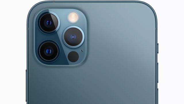 Khám phá hệ thống camera 3 ống kính mới trên iPhone 12