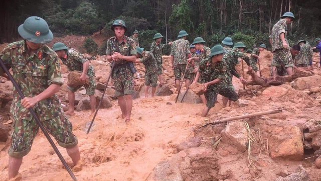 Danh tính 2 cán bộ tỉnh Thừa Thiên Huế gặp nạn trong đoàn cứu hộ thuỷ điện Rào Trăng 3