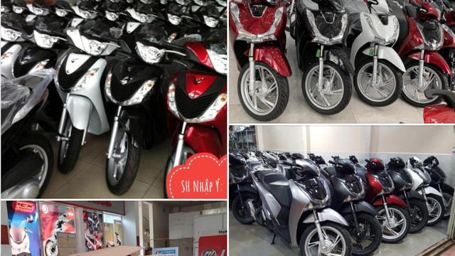 Không có xe SH vẫn đăng lên facebook rao bán giá cực rẻ để lừa gần trăm triệu đồng