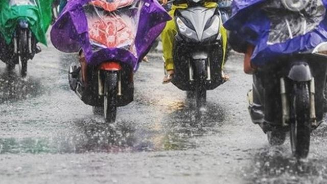 Ba miền đều có mưa to, áp thấp nhiệt đới có khả năng mạnh thêm