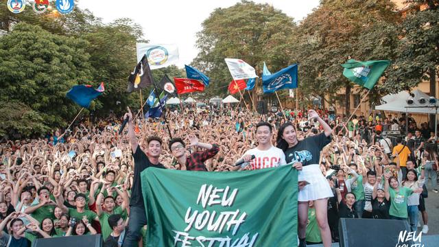 Hào hứng sự trở lại của Ngày Hội Tuổi Trẻ - Neu Youth Festival 2020 Trường ĐH Kinh Tế Quốc Dân
