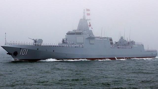 Chiến hạm mạnh nhất của hải quân Trung Quốc có thể bắn rơi cả vệ tinh?