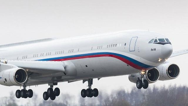 """Máy bay """"Ngày tận thế"""" mới của Nga sẽ dựa trên nền tảng Il-96-400M"""
