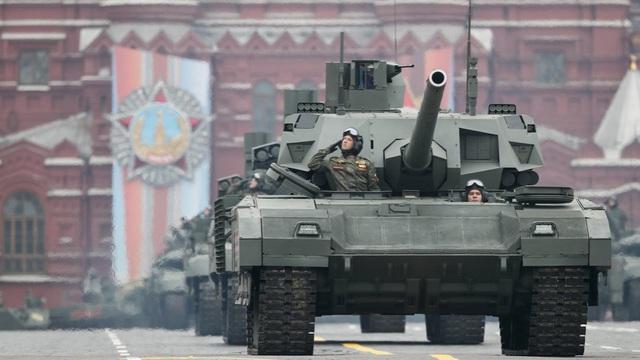 Nga sắp hết xe tăng?