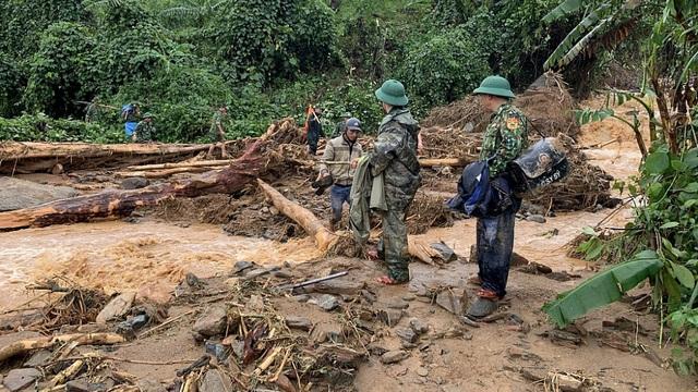 Cuộc điện thoại cuối cùng của nạn nhân vụ sạt lở đất kinh hoàng ở Quảng Trị