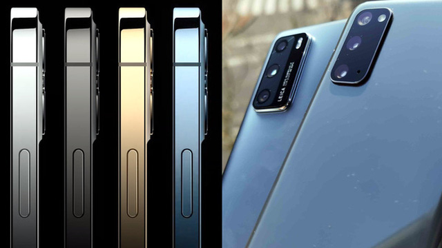 Thảm họa thiết kế 2020: Smartphone Android thì giống nhau còn iPhone thì giống... iPhone cũ