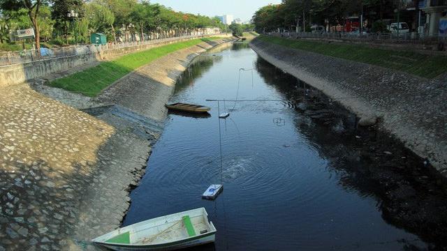 """PGS Hà Đình Đức: """"Cải tạo được sông Tô Lịch là dấu ấn ngàn năm của Thủ đô chứ không phải trăm năm"""""""