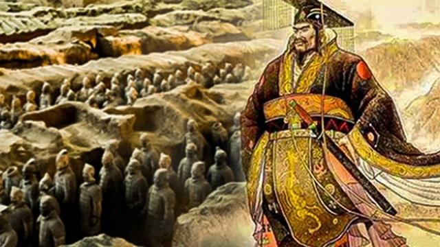 Vừa mới tiêu diệt 6 nước, thống nhất thiên hạ, điều gì đã khiến Tần Thủy Hoàng phải vội cho đúc đúng 12 bức tượng người bằng đồng?