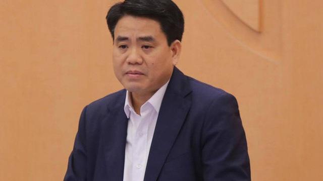 """Tướng Tô Ân Xô: Sức khỏe của ông Nguyễn Đức Chung """"bình thường trong điều kiện mới"""", CQĐT chưa đổi biện pháp ngăn chặn"""