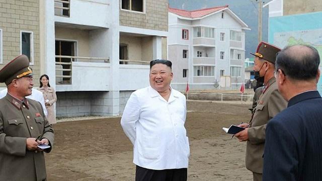 Em gái Chủ tịch Triều Tiên Kim Jong-un tái xuất sau 2 tháng