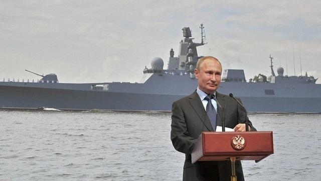 """Nga tập trận ở Biển Đen: Thông điệp """"dứt tình"""" dành cho Thổ Nhĩ Kỳ?"""