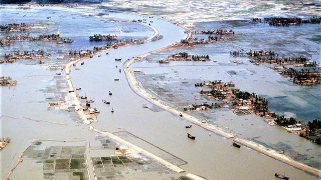 9 trận lũ lụt chết chóc nhất trong lịch sử