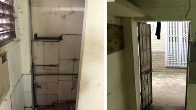 """Giật mình với nhà cấp 4 ẩm mốc, tường bong tróc không khác gì nhà hoang nhưng giá thuê lại """"hét"""" 1,6 triệu/tháng"""